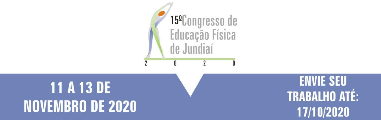 15º Congresso de Educação Física de Jundiaí